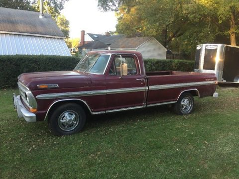 fair condition 1972 Chevrolet Pickups vintage for sale