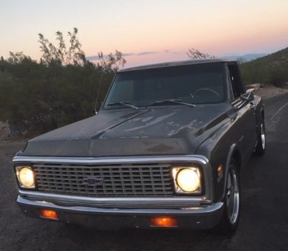 great shape 1972 Chevrolet C 10 vintage for sale