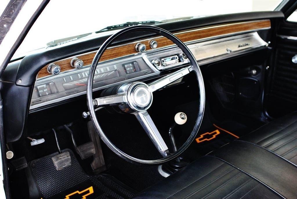 laser straight 1967 Chevrolet El Camino vintage