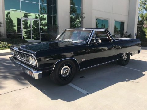 lightly modded 1964 Chevrolet El Camino vintage for sale