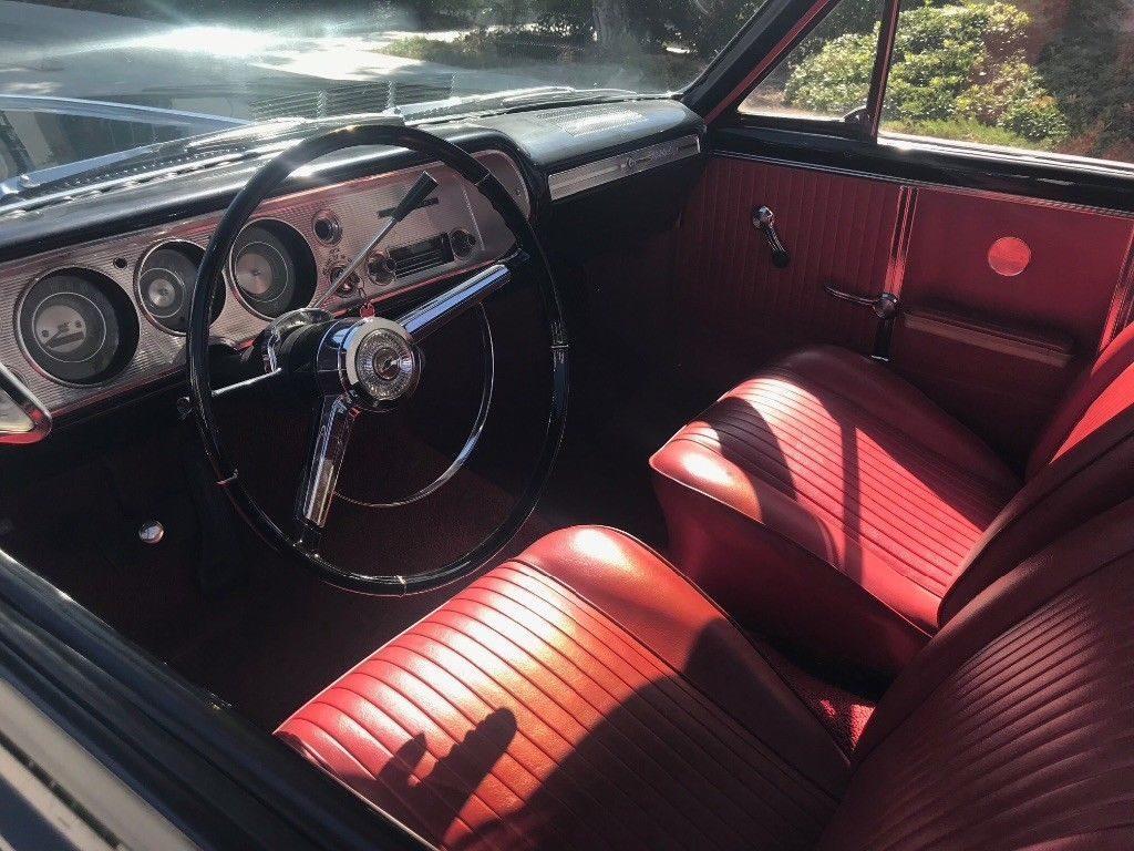 lightly modded 1964 Chevrolet El Camino vintage