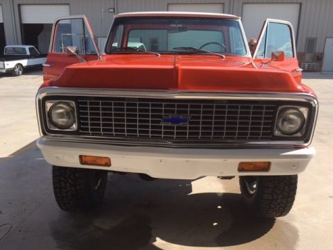 new parts 1971 Chevrolet C/K Pickup 1500 vintage pickup for sale