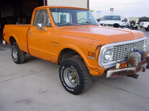 perfect 1972 Chevrolet C 10 vintage for sale