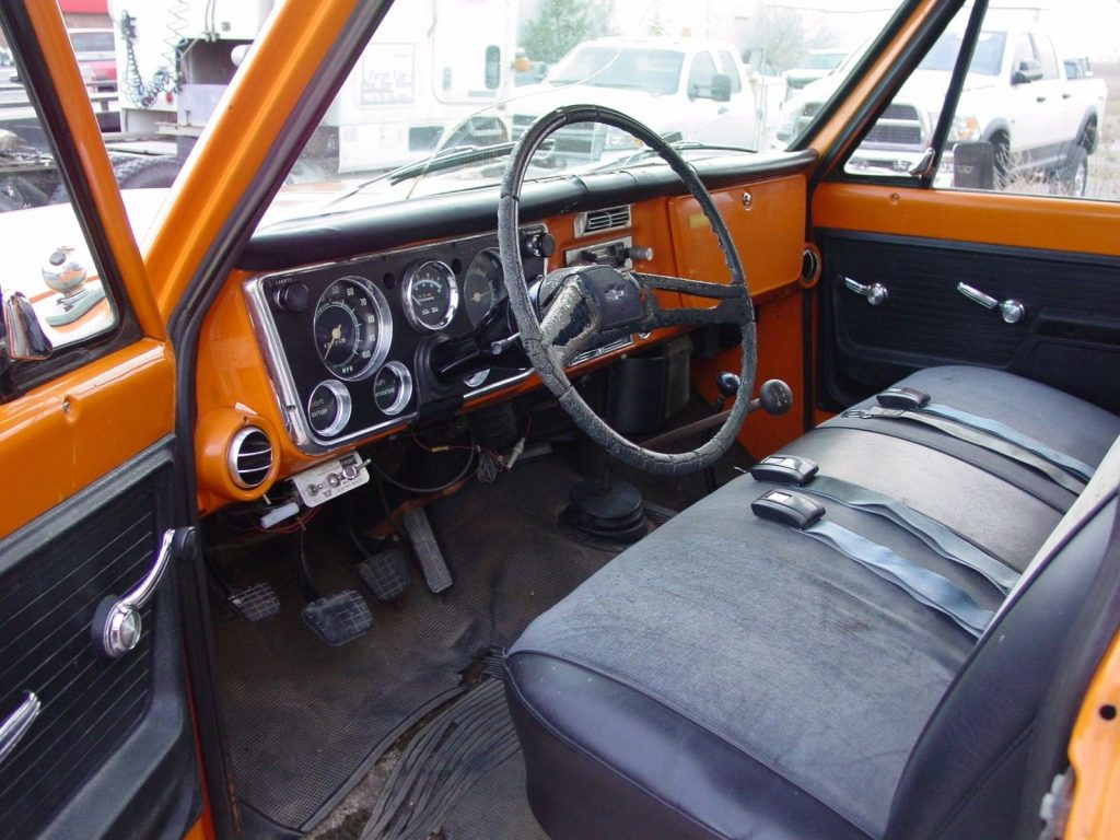 perfect 1972 Chevrolet C 10 vintage