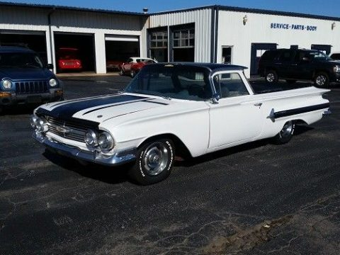 rare 1960 Chevrolet El Camino vintage for sale