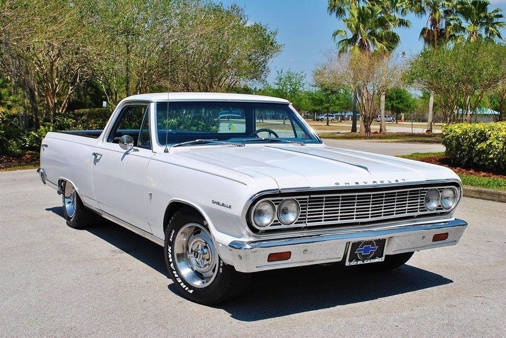 Restored 1964 Chevrolet El Camino vintage