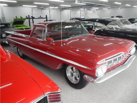 solid 1959 Chevrolet El Camino vintage for sale