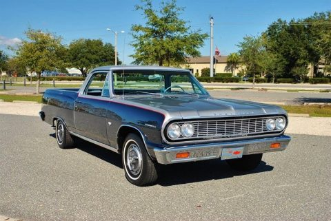 upgraded engine 1964 Chevrolet El Camino vintage for sale