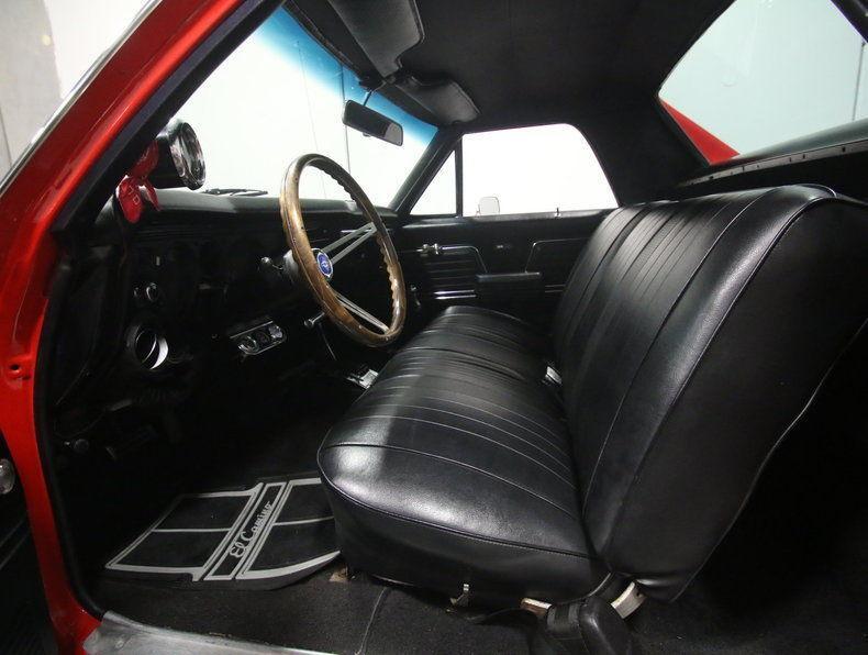 1969 Chevrolet El Camino vintage