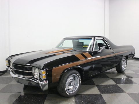 383 under the hood 1971 Chevrolet El Camino vintage for sale