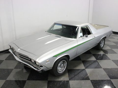 crate engine 1969 Chevrolet El Camino SS vintage for sale