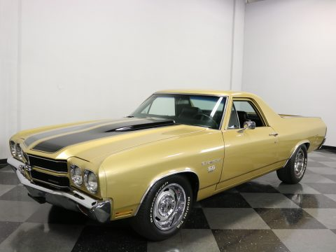 fuel injected 1970 Chevrolet El Camino vintage for sale