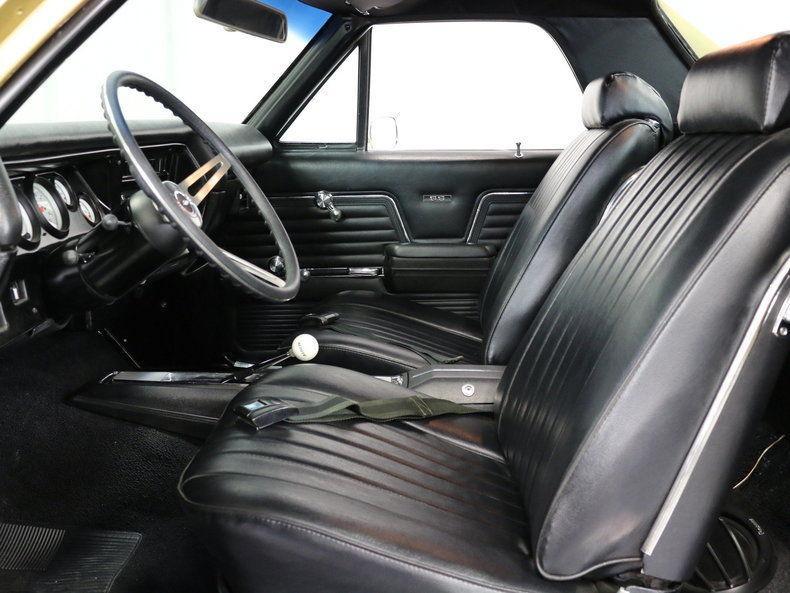 fuel injected 1970 Chevrolet El Camino vintage