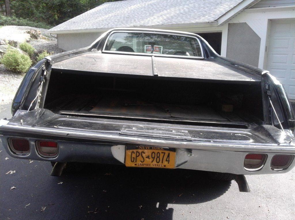lifted 1973 Chevrolet El Camino vintage