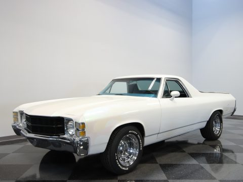 super slick 1971 Chevrolet El Camino vintage for sale