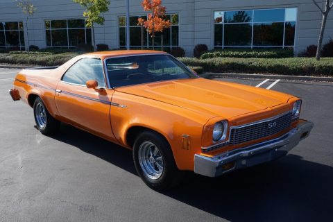 very clean 1973 Chevrolet El Camino Pickup vintage for sale