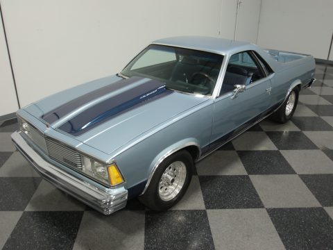 bigger engine 1981 Chevrolet El Camino vintage for sale