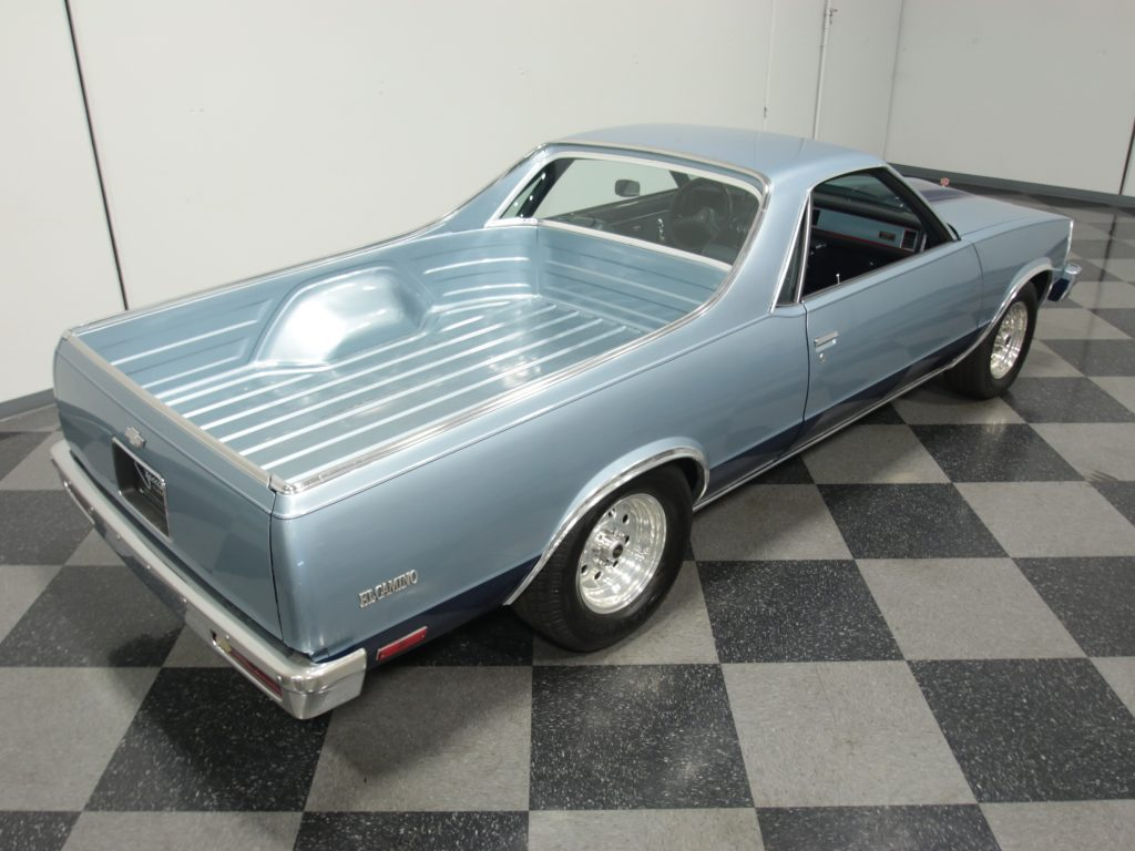 bigger engine 1981 Chevrolet El Camino vintage