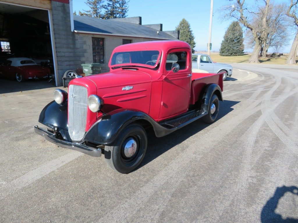 older restoration 1936 Chevrolet Pickups vintage for sale