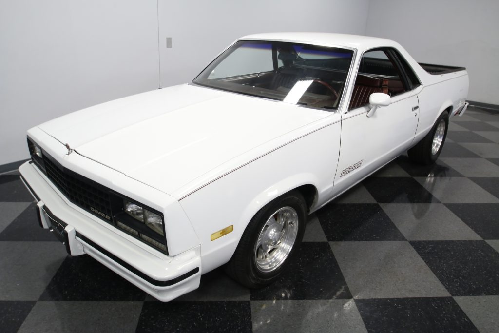 original engine 1982 Chevrolet El Camino SS