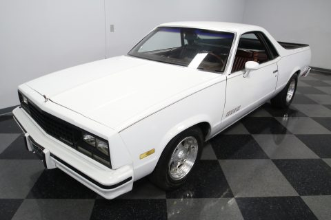 original engine 1982 Chevrolet El Camino SS for sale