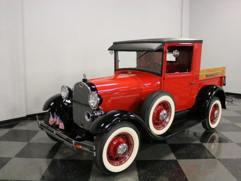 pristine 1929 Ford Model A Pickup vintage for sale
