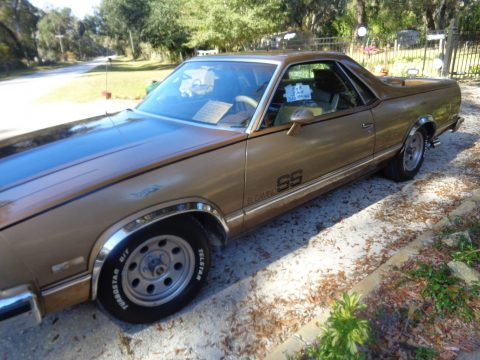 rebuilt Engine 1982 Chevrolet El Camino vintage for sale