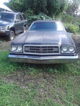 upgraded engine 1973 Ford Ranchero 500 vintage for sale