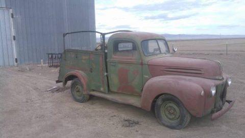 complete 1947 Ford Pickups vintage for sale