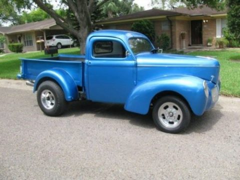 low miles 1940 Willys 440 vintage for sale