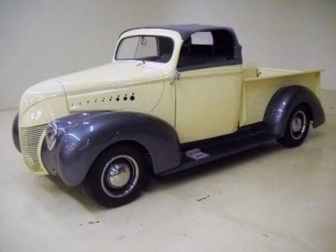 modified 1938 Ford Pickups vintage for sale