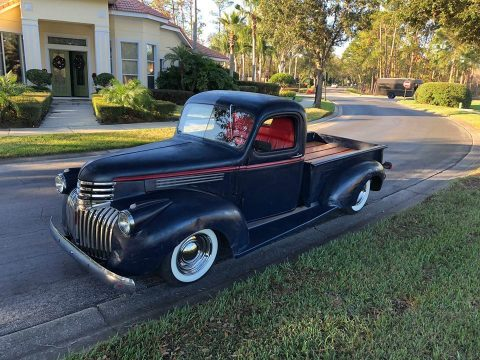 modified 1946 Chevrolet Pickups vintage for sale