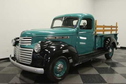 rare 1947 GMC 1/2 Ton Pickup vintage for sale