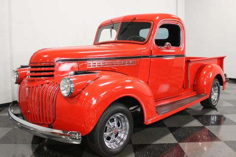 replaced engine 1946 Chevrolet 3100 1/2 Ton vintage for sale