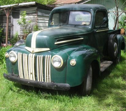 stock 1947 Ford Pickups vintage for sale