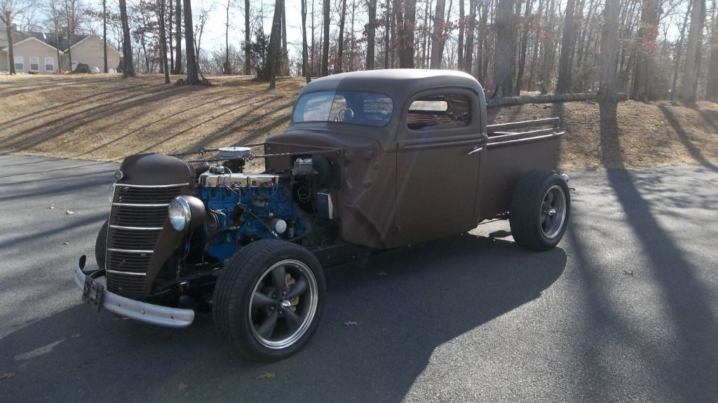 super cool built 1940 Ford Pickups rat rod, hot rod vintage for sale