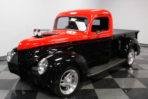 supercharged 1940 Ford Pickups vintage for sale