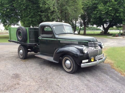 well preserved original 1947 Chevrolet Pickups vintage for sale