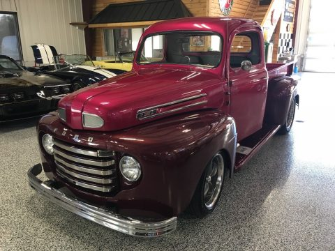 hot rod 1948 Ford Pickups Short Bed vintage for sale