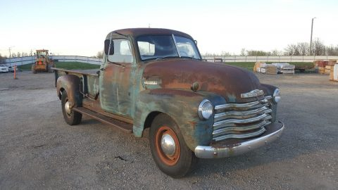little rust 1949 Chevrolet Pickups vintage for sale
