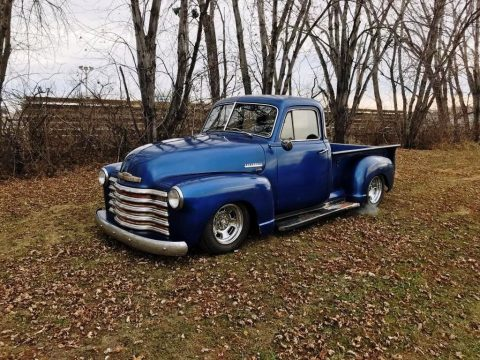 nicely modified 1951 Chevrolet 3100 vintage for sale