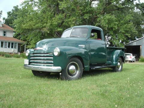 older restoration 1949 Chevrolet Pickups 3100 vintage for sale