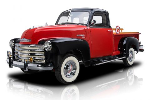 restored 1949 Chevrolet Pickup Truck vintage for sale