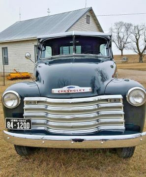 restored 1949 Chevrolet Pickups 3100 vintage for sale
