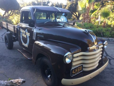 restored 1951 Chevrolet Pickups 5 Window Deluxe for sale