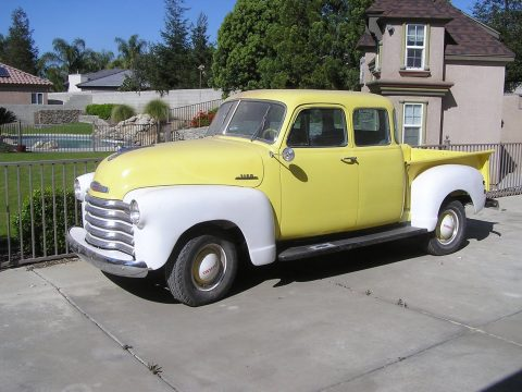 custom 1953 Chevrolet Pickups Deluxe vintage for sale