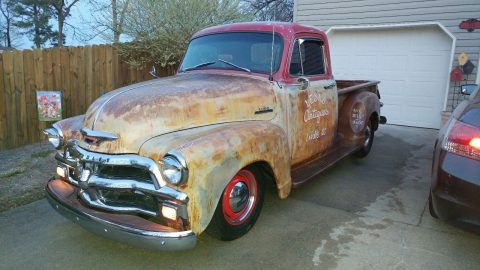 custom 1954 Chevrolet Pickup 3100 vintage for sale