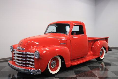 customized 1953 Chevrolet 3100 vintage for sale