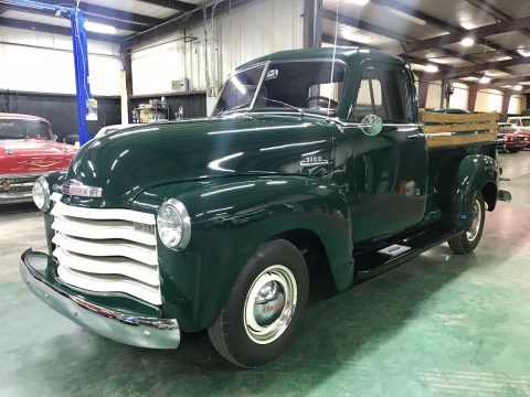 everything works 1953 Chevrolet 1/2 ton pickup vintage for sale