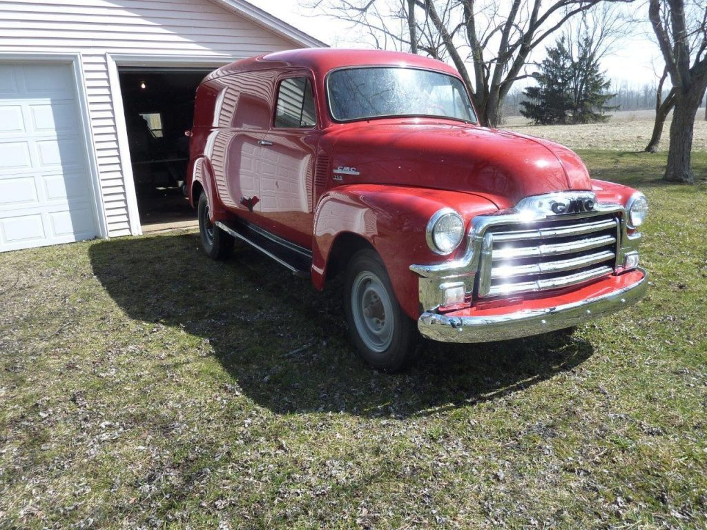 Ex fire company 1955 Chevrolet Pickup vintage